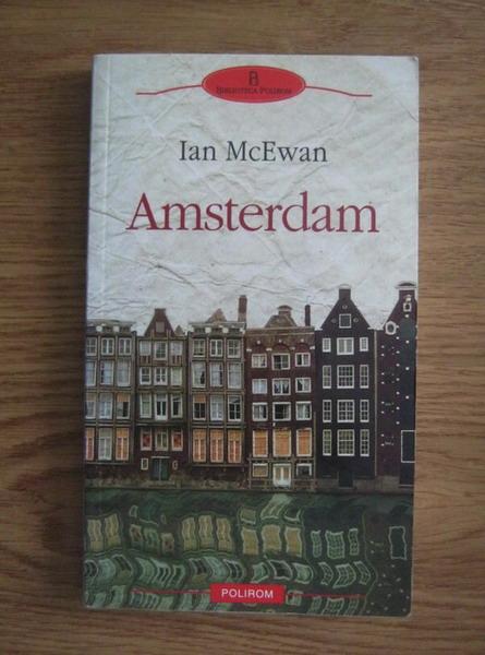 Anticariat: Ian McEwan - Amsterdam