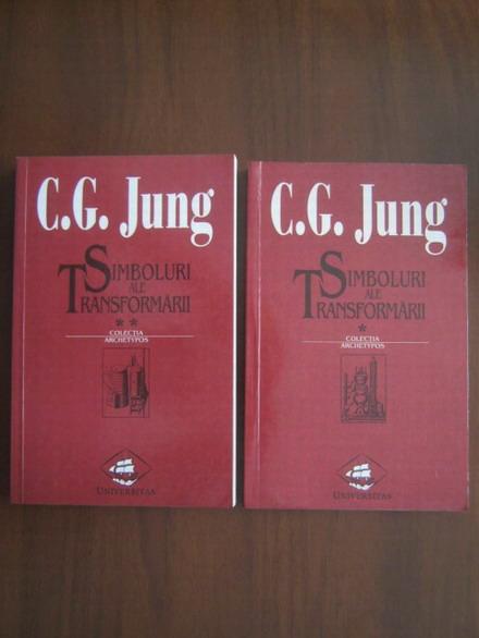 Anticariat: C. G. Jung - Simboluri ale transformarii (2 volume)