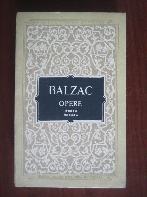 Anticariat: Balzac - Opere (volumul 11)