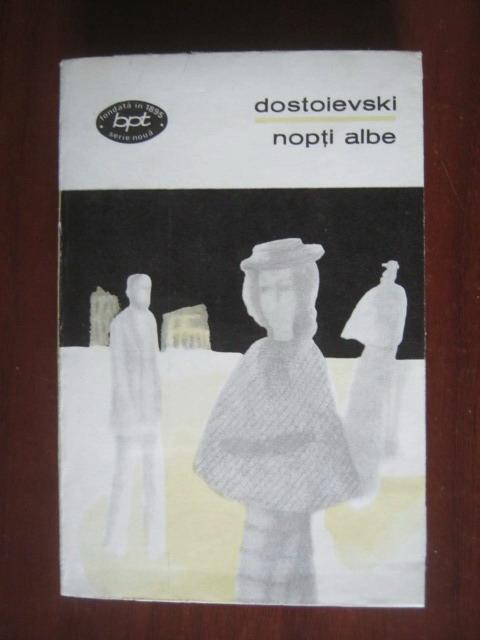 Anticariat: Dostoievski - Nopti albe