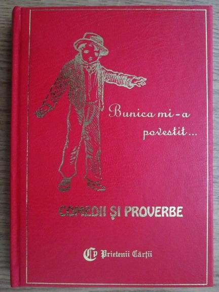 Anticariat: Contesa de Segur - Comedii si proverbe