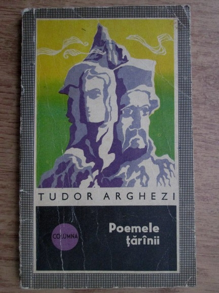 Anticariat: Tudor Arghezi - Poemele taranii