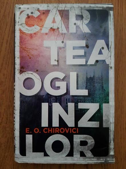 Anticariat: Eugen Ovidiu Chirovici - Cartea oglinzilor