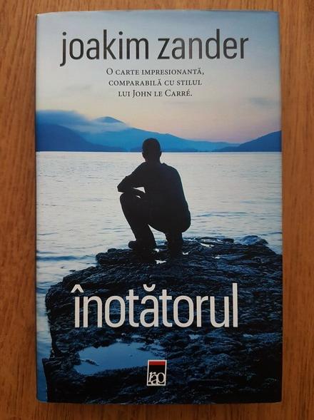 Anticariat: Joakim Zander - Inotatorul