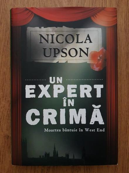 Anticariat: Nicola Upson - Un experiment in crima