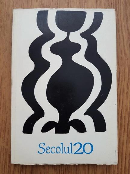 Anticariat: Revista Secolul 20. Nr. 9, 1965