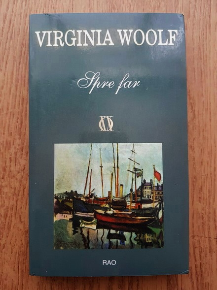 Anticariat: Virginia Woolf - Spre far