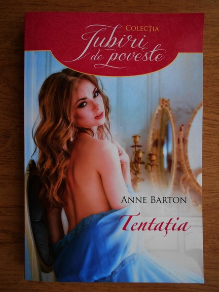 Anticariat: Anne Barton - Tentatia