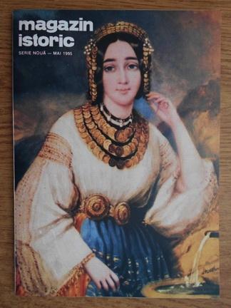 Anticariat: Magazin istoric anul XXIX, nr. 5 (338), mai 1995