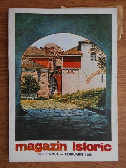 Anticariat: Magazin istoric, anul XXVIII, nr. 2 (335), februarie 1995