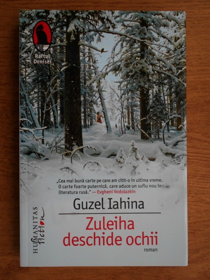 Anticariat: Guzel Iahina - Zuleiha deschide ochii
