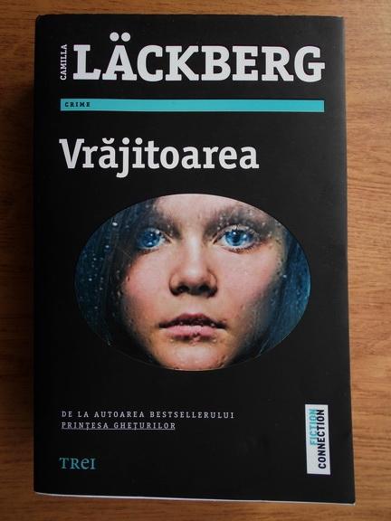 Anticariat: Camilla Lackberg - Vrajitoarea