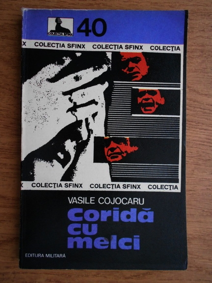 Anticariat: Vasile Cojocaru - Corida cu melci