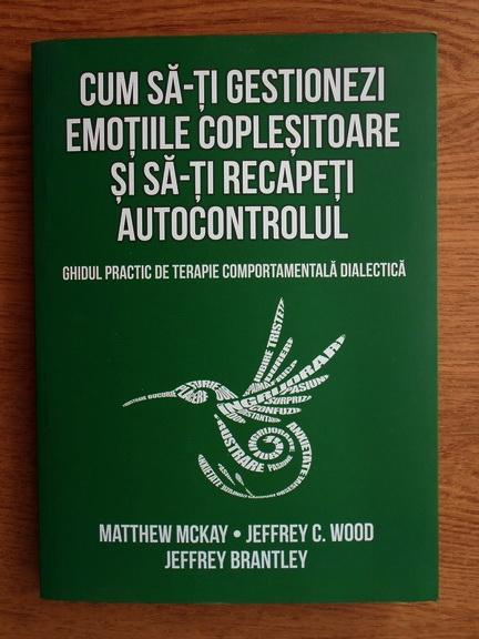 Anticariat: Matthew McKay - Cum sa-ti gestionezi emotiile coplesitoare si sa-ti recapeti autocontrolul