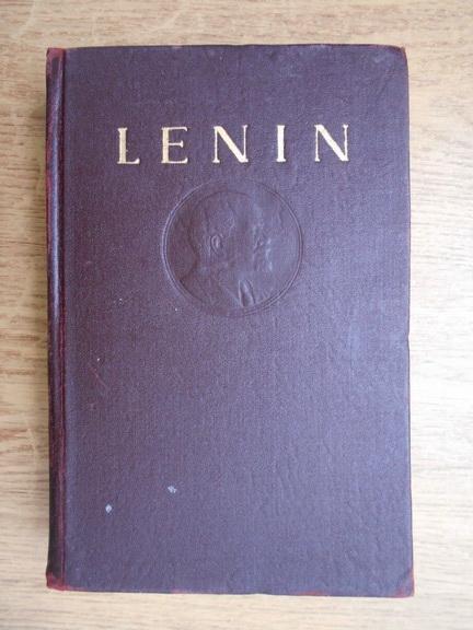 Anticariat: Vladimir Ilici Lenin - Opere (volumul 29)