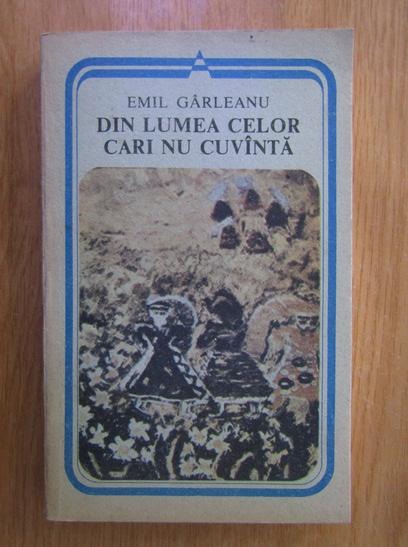 Anticariat: Emil Garleanu - Din lumea celor cari nu cuvanta