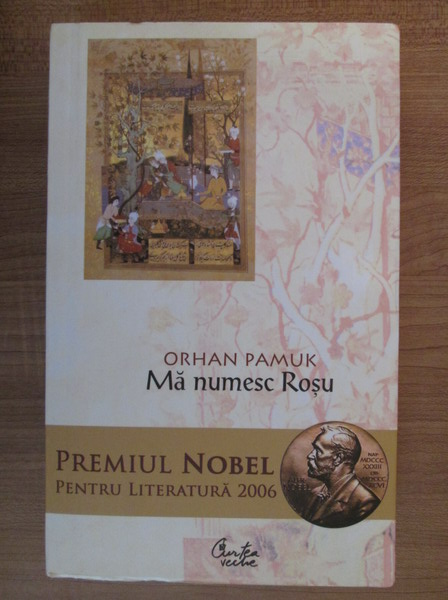 Anticariat: Orhan Pamuk - Ma numesc Rosu