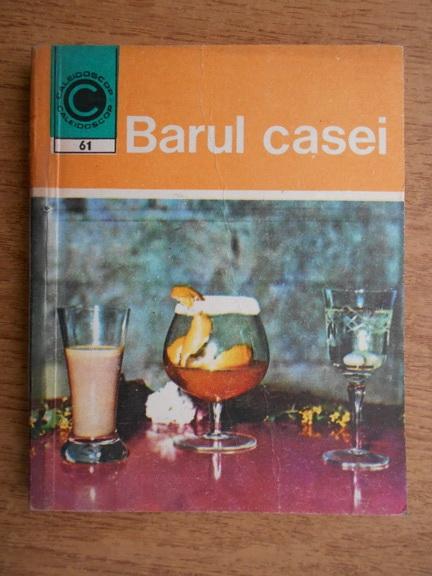 Anticariat: Vladuca Constantin - Barul casei