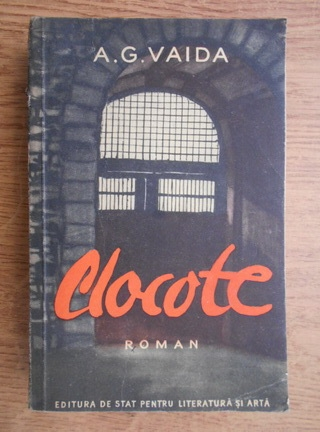 Anticariat: A. G. Vaida - Clocote