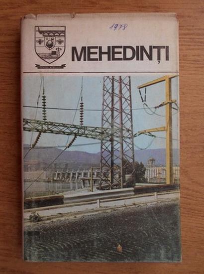 Anticariat: Mehedinti. Monografie (Judetele patriei)