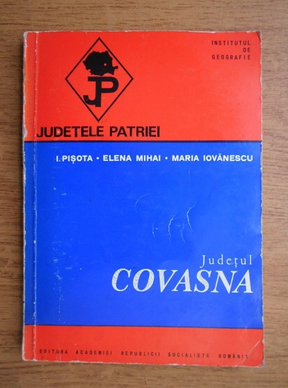 Anticariat: I. Pisota - Judetul Covasna