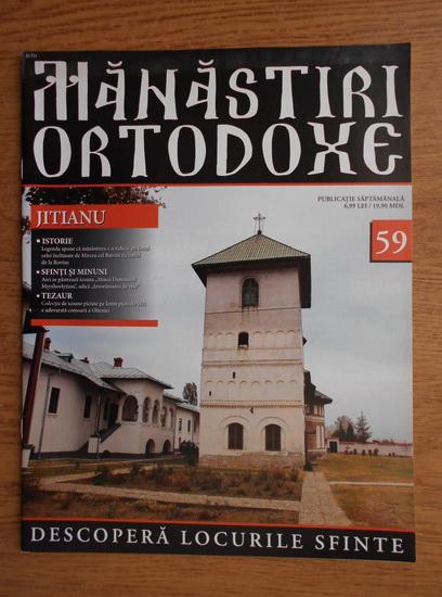 Anticariat: Manastiri Ortodoxe, nr. 59, 2010