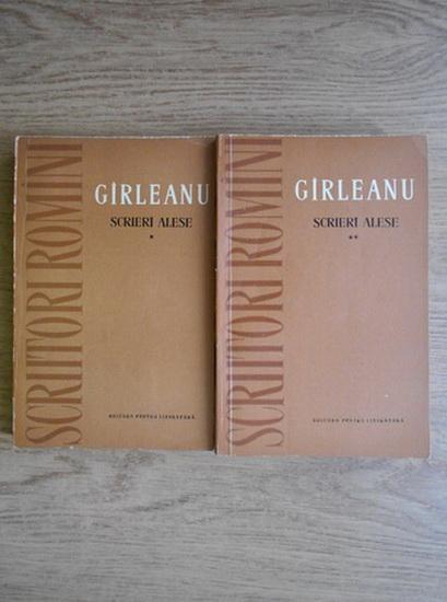 Anticariat: Emil Girleanu - Scrieri alese (2 volume)