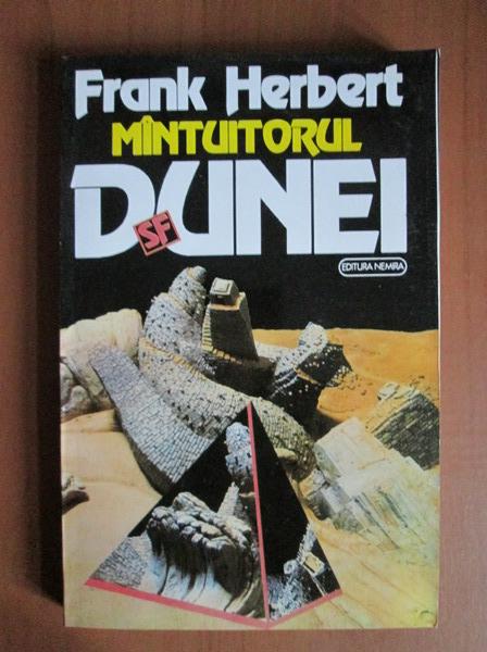 Anticariat: Frank Herbert - Mantuitorul Dunei