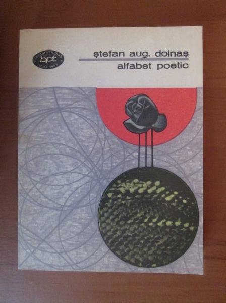 Anticariat: Stefan Augustin Doinas - Alfabet poetic