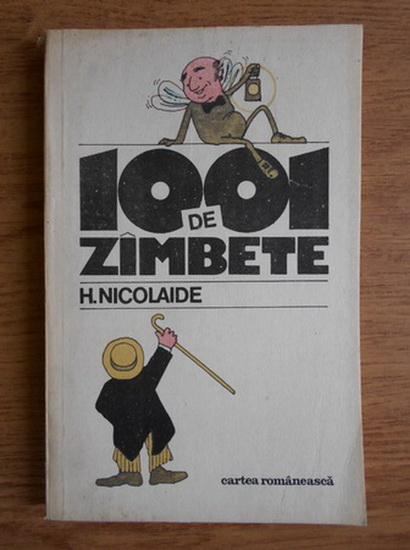 Anticariat: H. Nicolaide - 1001 de zambete