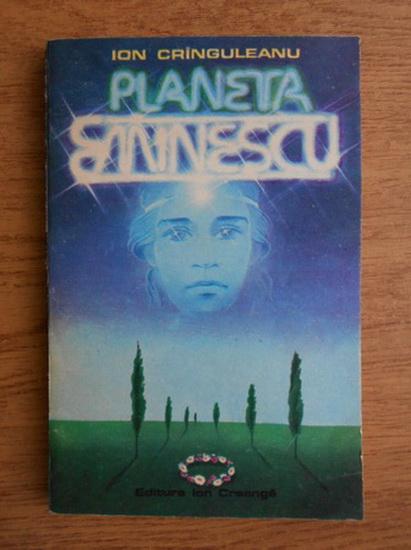 Anticariat: Ion Cringuleanu - Planeta Eminescu