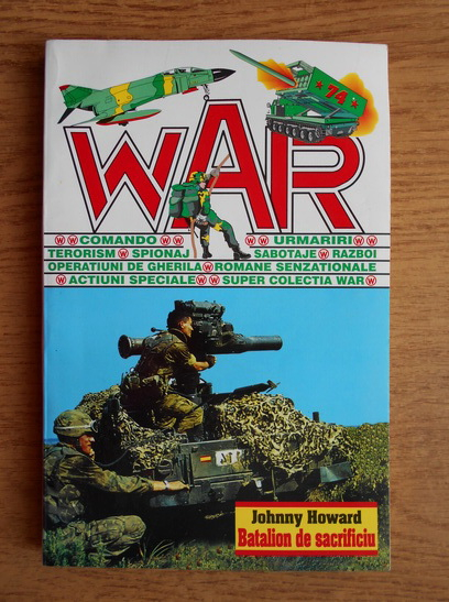 Anticariat: Johnny Howard - Batalion de sacrificiu