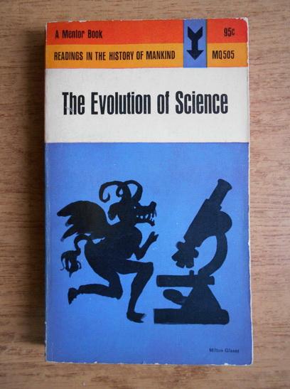 Anticariat: Guy S. Metraux, Francois Crouzet - The evolution of science