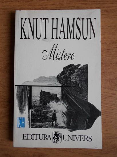 Anticariat: Knut Hamsun - Mistere