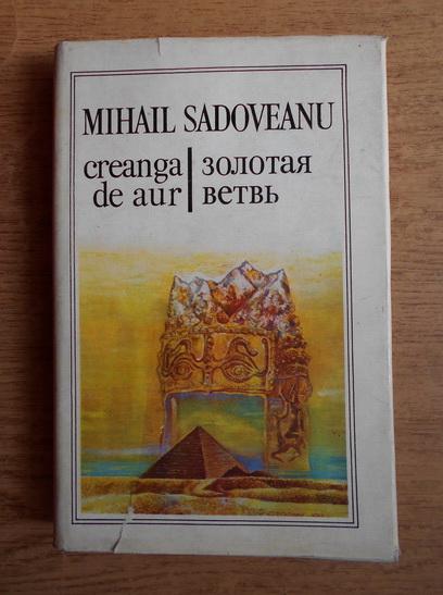 Anticariat: Mihail Sadoveanu - Creanga de aur (editie bilingva romana-rusa)