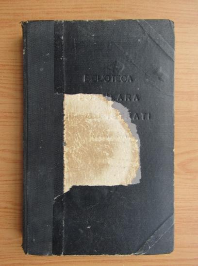 Anticariat: Alexandru Odobescu - Opere complete (volumul 1, 1915)