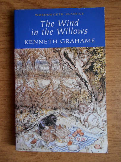 Anticariat: Kenneth Grahame - The wind in the willos