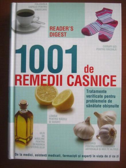Anticariat: 1001 de remedii casnice (Reader's Digest)