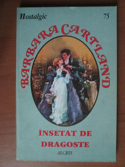 Anticariat: Barbara Cartland - Insetat de dragoste