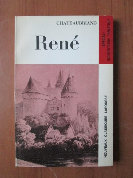 Anticariat: Chateaubriand - Rene
