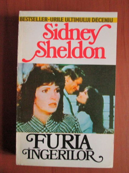 Anticariat: Sidney Sheldon - Furia ingerilor