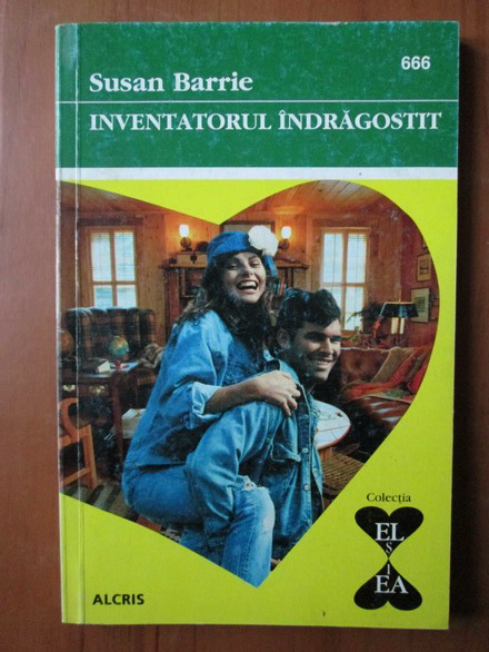 Anticariat: Susan Barrie - Inventatorul indragostit