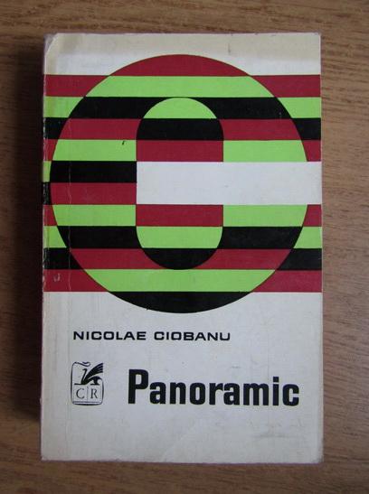 Anticariat: Nicolae Ciobanu - Panoramic
