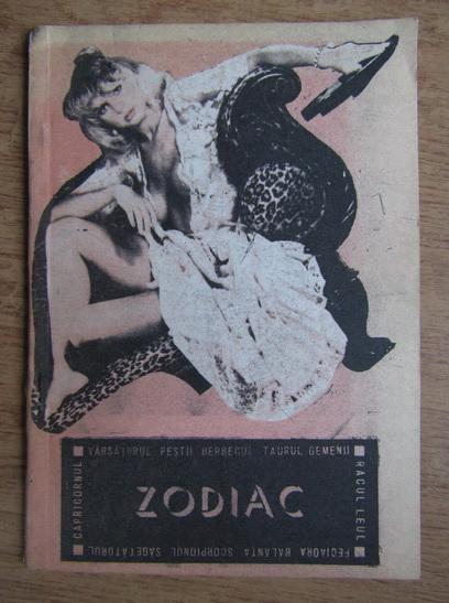 Anticariat: Zodiac