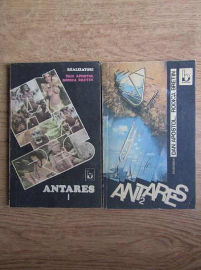 Anticariat: Dan Apostol - Antares F (2 volume)