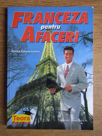 Anticariat: Corina Cilianu Lascu - Franceza pentru afaceri