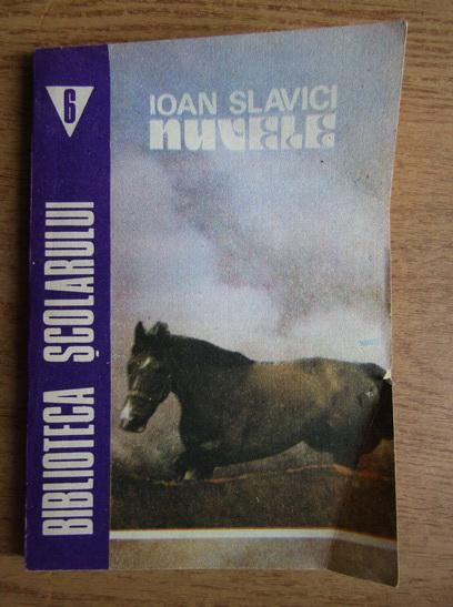 Anticariat: Ion Slavici - Nuvele
