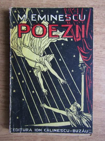 Anticariat: Mihai Eminescu - Poezii (1930)