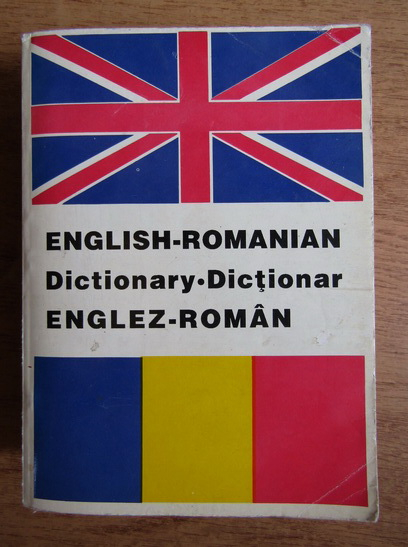 Anticariat: Andrei Bantas - English-romanian dictionary