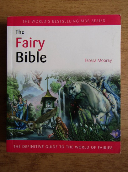 Anticariat: Teresa Moorey - The Fairy Bible